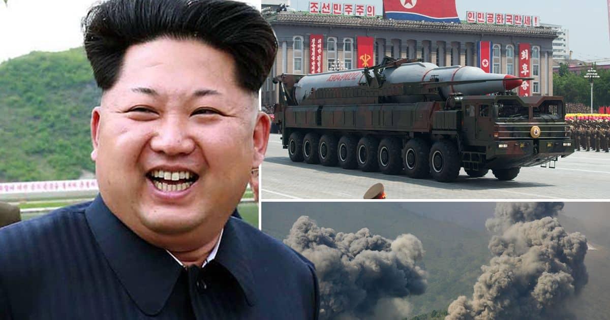 Sonrisa de Kim Jong Un