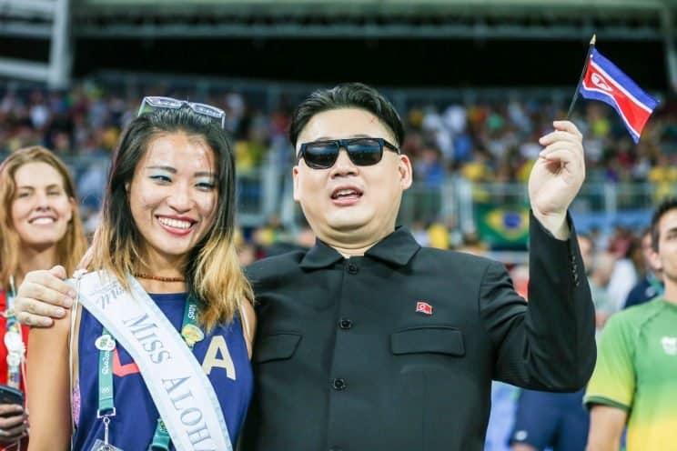putas Kim Jong Un