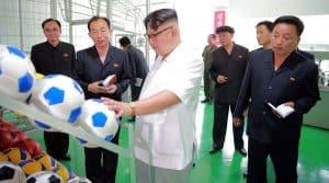 kim jong quiere mejorar su salud