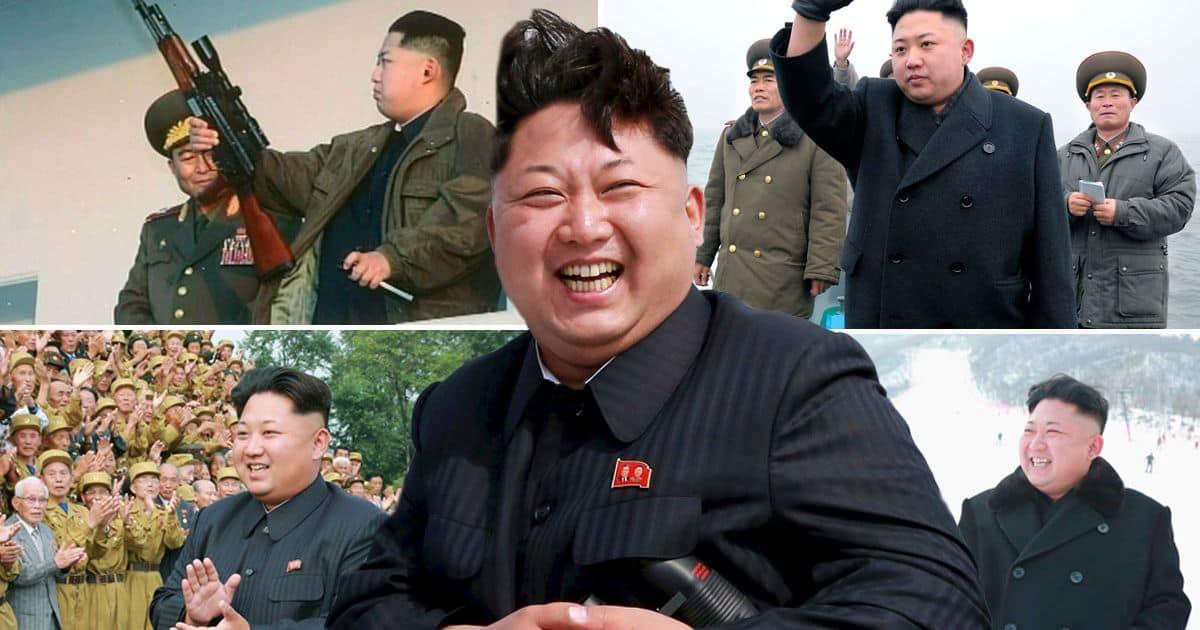 Kim Jong Un y Korea del Norte