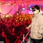 Kim Jong Il de fiesta