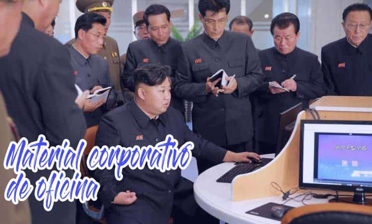 material-corporativo-de-oficina